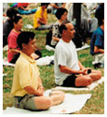 Falun Dafa (Falun Gong) In New York
